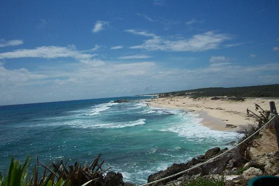Cozumel, Meksyk: View from Coconuts on the Hill
