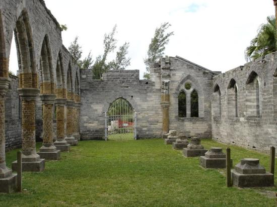 Unfinished Church, Bermuda