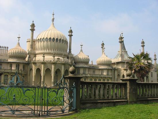 Brighton, UK: Royal Pavilion