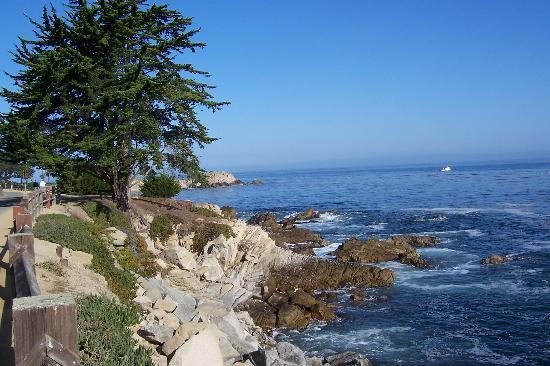 Walking path - Pacific Grove, CA