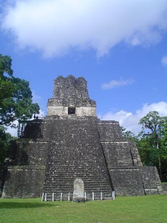 Tikal National Park, Guatemala : Tikal Ruins4 
