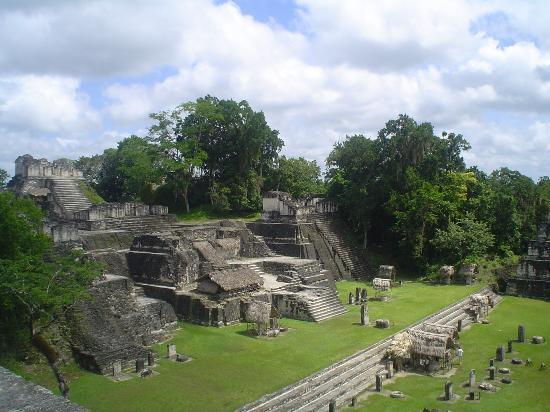 Tikal National Park attractions