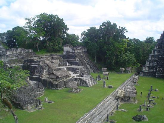 Tikal National Park, Guatemala : Tikal Ruins7 