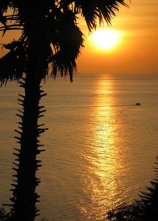 Phuket, Tailandia: Sunset at Promthep Cape