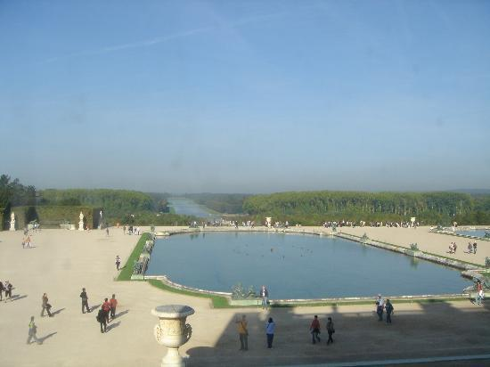   , : Versailles Garden