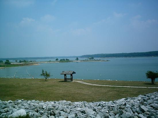 Illinois : Lake Shelbyville