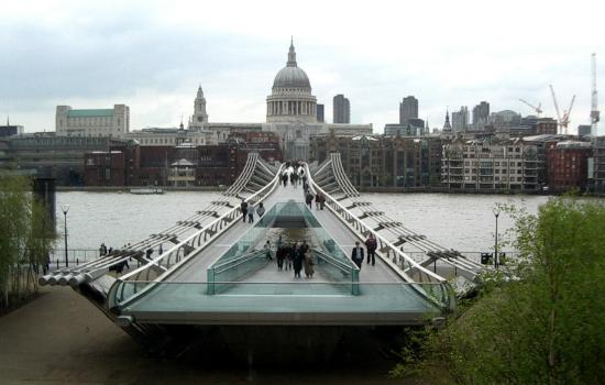 Millennium Bridge - London - Reviews of Millennium Bridge - TripAdvisor