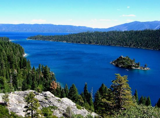 California: Emerald Bay