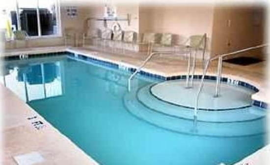 Indoor Heated Pool Picture Of Crescent Shores North