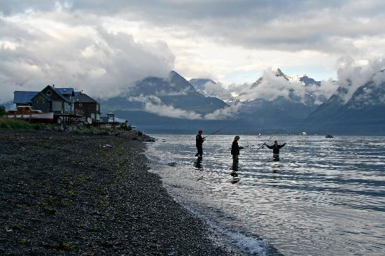 Kenai, Αλάσκα: Seaside at Miller's Landing
