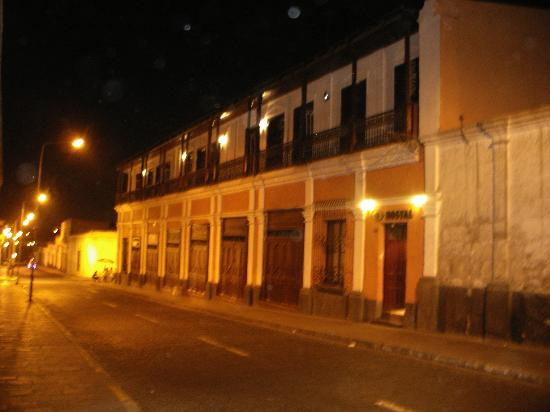 Los Balcones de Moral y Santa Catalina