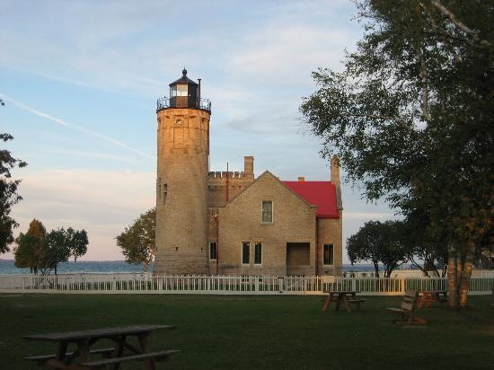 Bed and Breakfasts i Mackinaw City