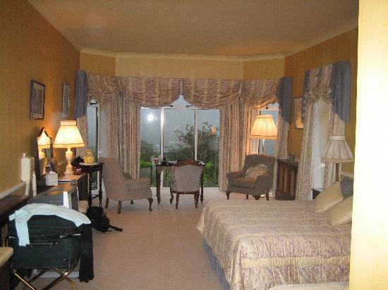 Cromleach Lodge Country House Hotel: Our room