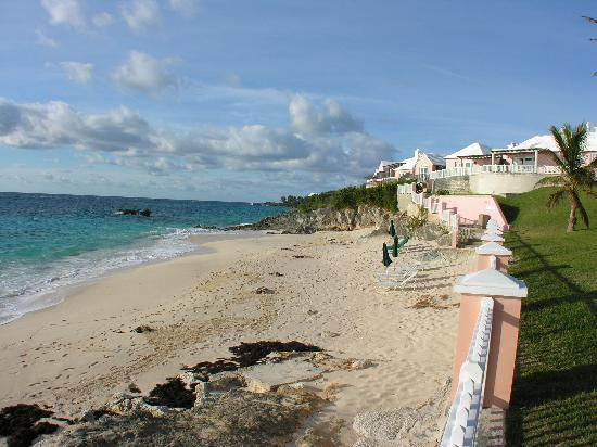 Foto de Pink Beach Club &amp; Cottages 
