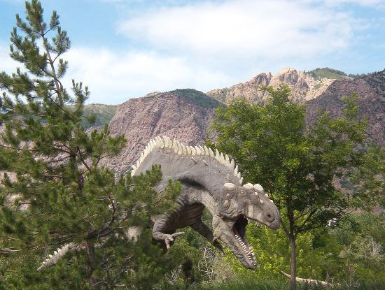 Dinosaur Park and Museum