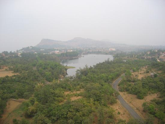 Gujarat, India: View of the Lake from the Sunset Point