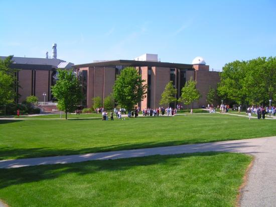 Calvin College Science Complex