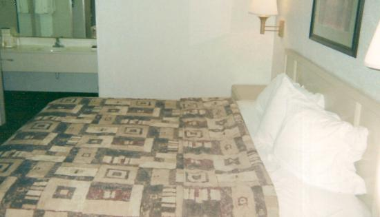 Quality Inn South Bluff: King Bed