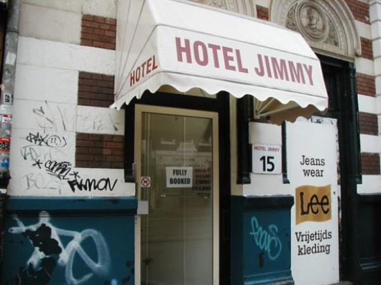 Photo of Hotel Jimmy Amsterdam