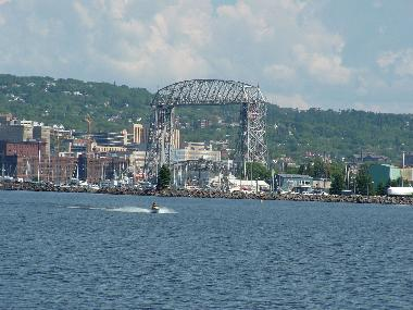 Duluth Ariel Bridge