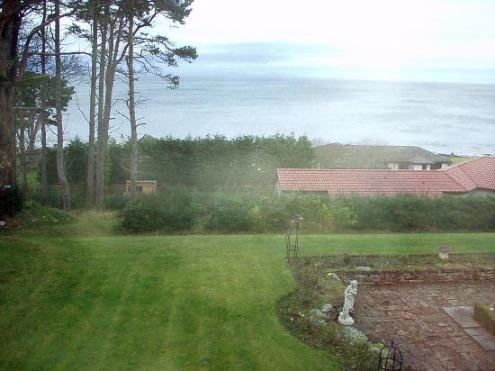 Invernairne Hotel: View from Sea view room