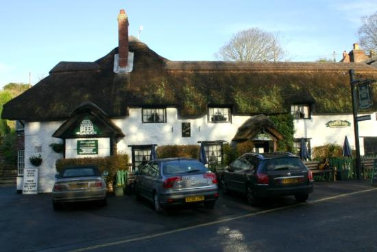 West Lulworth, UK: Castle Inn