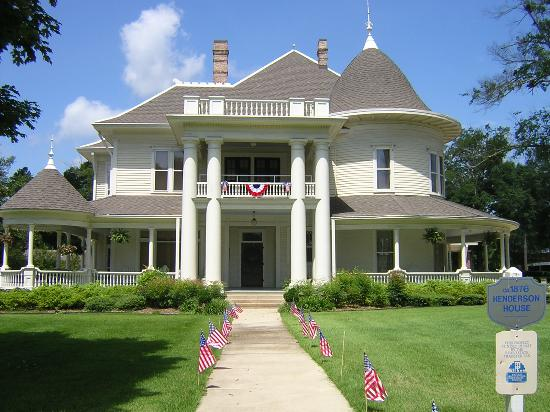 ‪Captain Henderson House Bed and Breakfast‬