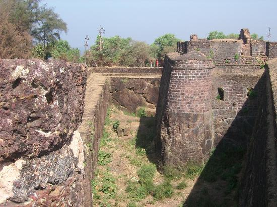 Bardez, India: Fort Aguada