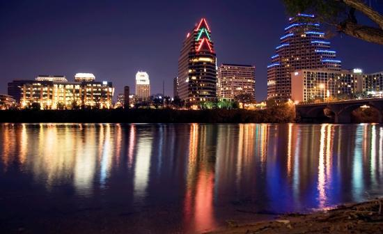 Austin at Night