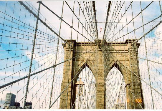 Nueva York, Nueva York: Brooklyn Bridge...