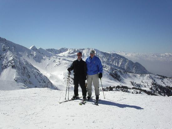 Snowbird, Utah: On Top