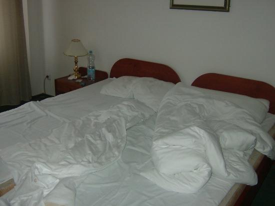 Hotel Axa: pic of beds