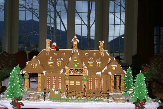 The Greenbrier: Gingerbread House at Greenbrier Sporting Club