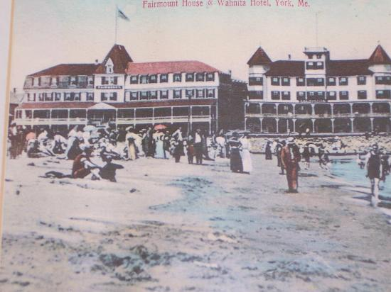 York Beach, ME: Old Ocean House