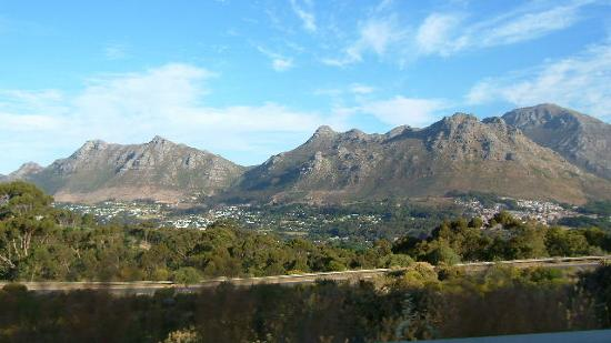 Cape Town Central, South Africa: hout bay