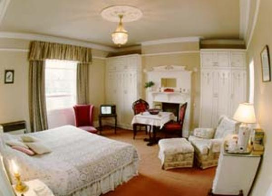 Henley-on-Thames, UK: our room
