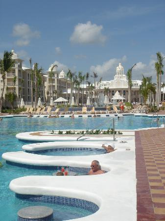 Riu Palace Punta Cana: Jacuzzi