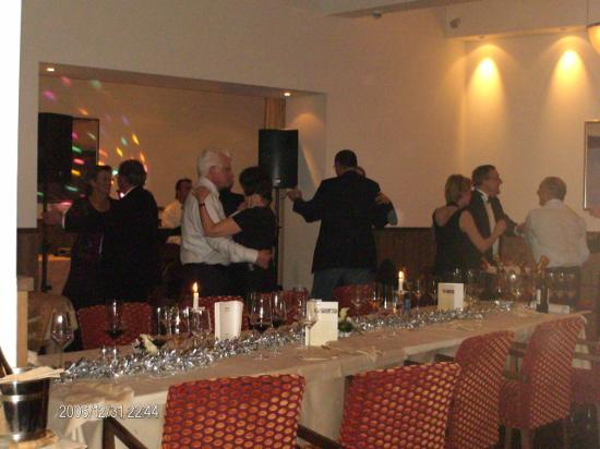 Waldhotel Davos: new year`s party...