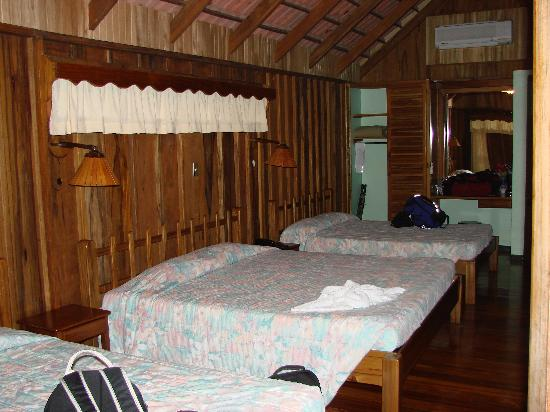 Las Cabanitas Resort: room interior