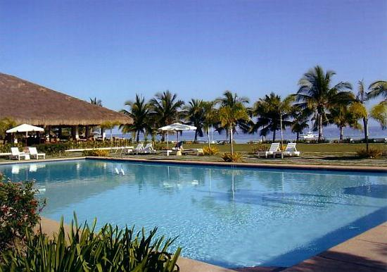 Bohol Beach Club: The New Wing pool