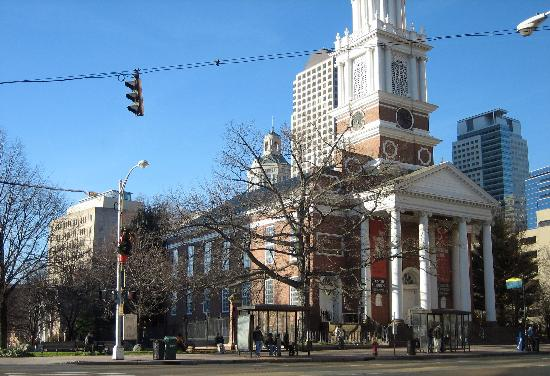 First Church of Christ in Hartford
