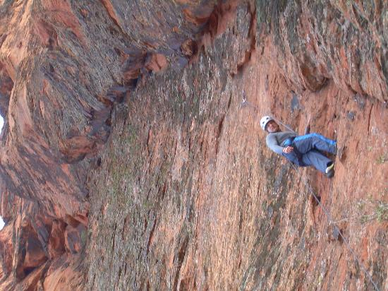Climbing: Why You Should Look Down