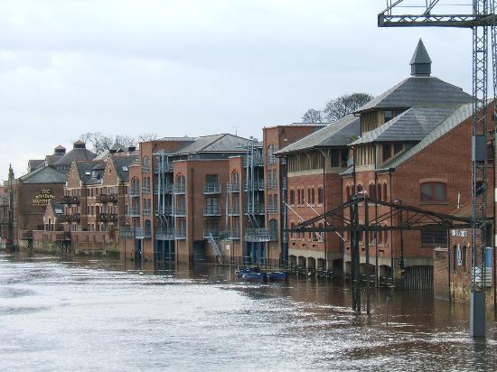 York, UK: River Ouse