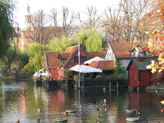 Kopenhaga, Dania: The Tivoli Gardens