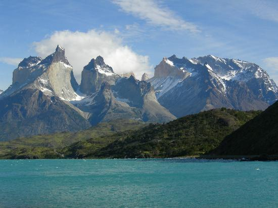 Torres del Paine, Cile: View from hotel