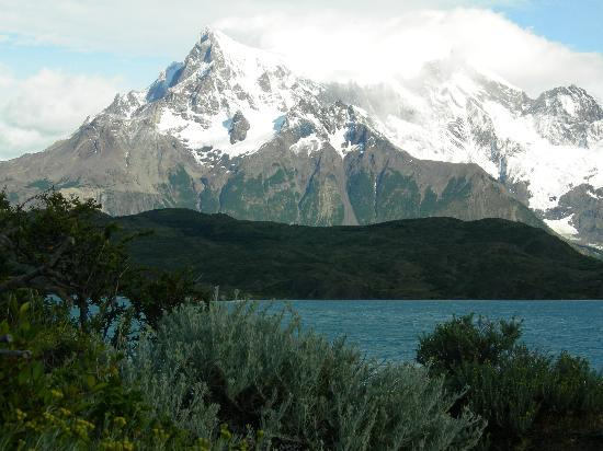Torres del Paine National Park, Chile: Another view from hotel