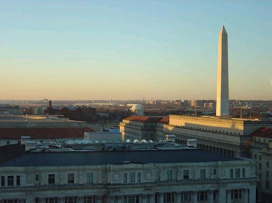 Washington D.C., DC: DC in the morning
