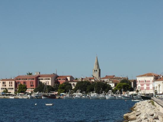 Porec accommodation