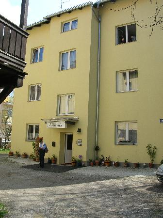Pension Sandwirt