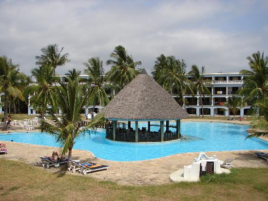 Shanzu-Paradise Beach Hotel